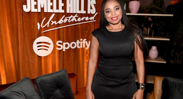 Jemele Hill Is Unbothered