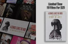 10 Exclusive Films For $25