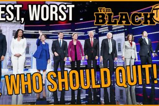 5th Democratic Debate: Best, Worst and Who Should Quit | Tim Black