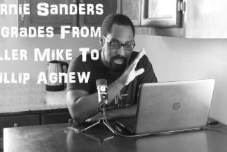 Bernie Sanders Upgrades From Killer Mike To Phillip Agnew | Na Fa'Real