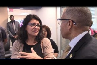 Black Police Chief Mad Over Being Told By Pakistani Woman He Needs To Hire Blacks