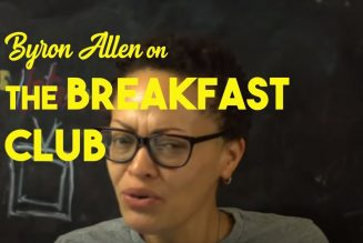 Byron Allen on The Breakfast Club & the Reparations Grift
