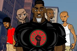 "David Banner's BLACK FIST Cartoon Episode 2 ""Blame Yourself"""