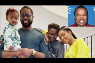 Dwayne Wade Snaps On Critics of Son for Wearing FAKE NAILS, Billy Dee Williams Comes Out the Closet!