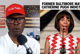 FBI INDICTS Former Baltimore Mayor Catherine Pugh!