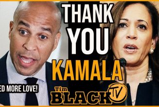 How Kamala Rebooted Cory Booker's Failing Campaign | Tim Black