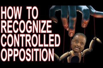 How To Recognize Controlled Opposition