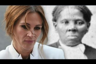 Julia Roberts was HOLLYWOOD Exec's first Choice TO PLAY HARRIET TUBMAN