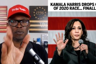 Kamala Harris DROPS OUT of 2020 Race – ABOUT TIME!