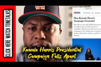 Kamala Harris Presidential Campaign Falls Apart, While Bloomberg for President Plays Moderate