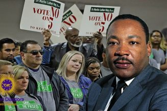 Kansas City Votes To Remove MLK Jr's Name From Street In Black Area Of City