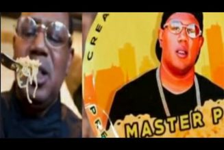 No Limit Hustle: Master P Announces He's Coming Out With His Own Ramen Noodles!