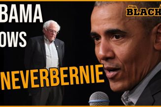Obama Vows To Stop Bernie #NeverBernie | Tim Black
