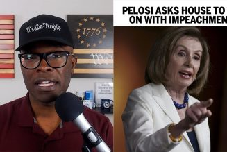 Pelosi Gets MAD After Bizarre IMPEACHMENT Press Conference!