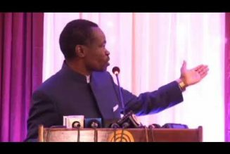 PLO Lumumba speech during the launch of Hon. Mudavadi's book 'Soaring above the storms of Passion'