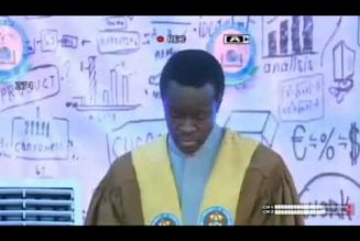 Prof. PLO Lumumba Speech on GLOBALIZATION:its challenges & impact on the sustainable devt of Africa
