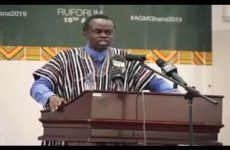 Prof PLO Lumumba speech on Why Africans Must Consume what it Produces..
