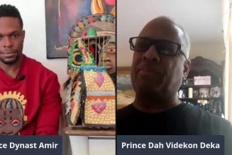 The Importance Of Connecting To Our African Spirituality And Mythology w/ Prince James Speights