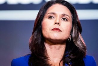 Tulsi Gabbard Refuses To Stand For Impeachment Vote, Political Cowardice Or Principled Stand?