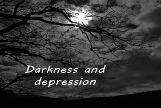 When Darkness Rolls In ~ Confronting Depression and Unexpected Darkness   Dr. Rick Wallace