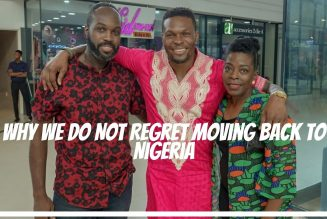 Why We DO NOT Regret Moving Back To Nigeria w/ Africuria