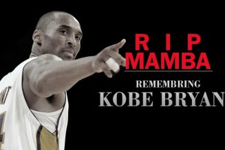 EMOTIONAL KOBE BRYANT TRIBUTES From CELEBRITIES AND FANS
