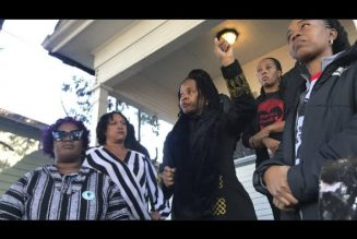 Judge orders homeless women to leave Oakland house they illegally occupy, But they refuse to leave