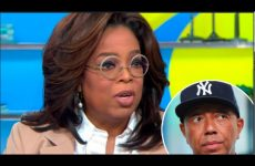 Oprah Winfrey Explains To Gayle King Why She Turned On Russell Simmons