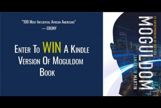 Sign Up To Winn A Kindle Version Of Moguldom Book