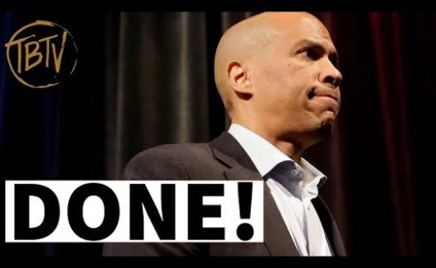 The Real Reasons Cory Booker Quit The Race | Tim Black