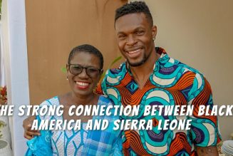 The Strong Connection Between Black America and Sierra Leone w/ Chief Foday and Mayor Aki-Sawyer