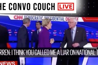 Warren: I think you called me a liar on national TV, Special Guest: Jamie Tijerina, Yang Gang?