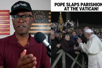 Woke Pope Lays The SMACK DOWN On New Year's Eve!