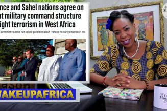 WTF!! 5 African Presidents ENDORSE FRENCH MILITARY in W. Africa Sahel! Create JOINT ARMY!🤦🏾♀️