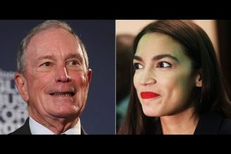 AOC Calls Out Bloomberg On Blowing Off The Impact Of Stop And Frisk