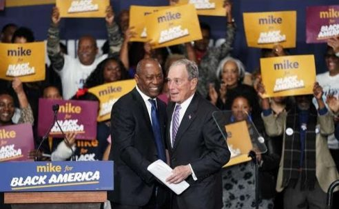 Black Mayor Wants Bloomberg To Stop Trying To Buy Black Support