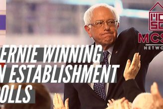 BREAKING: A New ESTABLISHMENT Poll Just Predicted Bernie To Win The Nomination By An Insane Margin