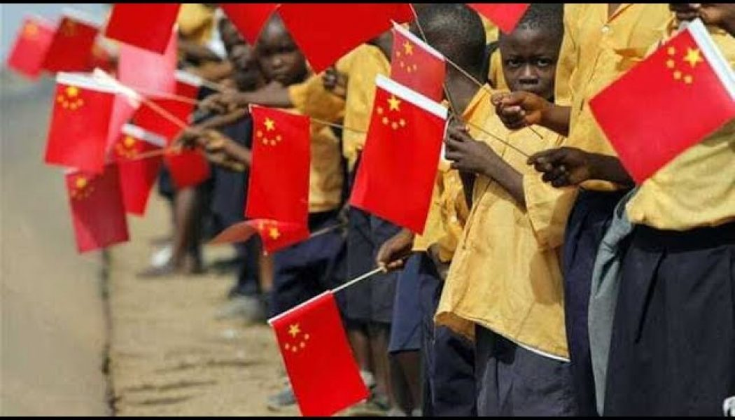 Chinese In Africa Beating Black Africans