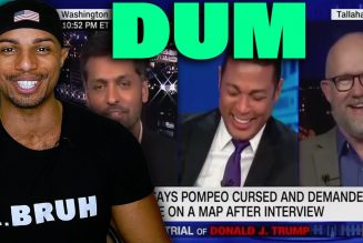 CNN Don Lemon and elites laugh at AMERICAN people.