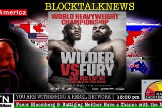Deontay Wilder Lost NOT Black Empowerment