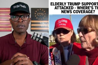 Elderly Trump Supporters ATTACKED – Where's The News Coverage?