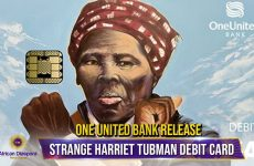 One United Bank Receives Backlash Over New Harriet Tubman Debit Card