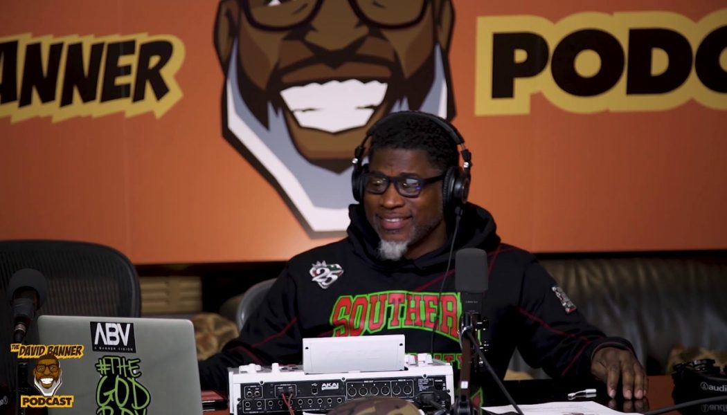 The David Banner Podcast Sizzle Reel