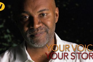 This is YOUR VOICE, YOUR STORY: Nelson George