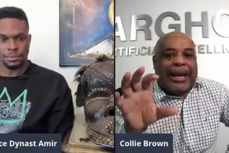 Why Do Black People Focus On Sports Over Technology? w/ Collie Brown