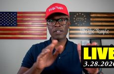 🔴 ABL LIVE: Bailout Bill Signed, Biden's Weekend At Bernie's, Fake Panic News, and more!
