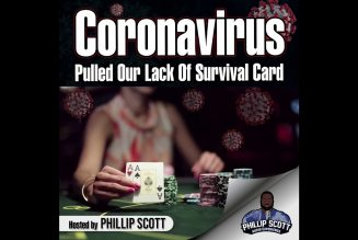 Coronavirus Pulled Our Lack Of Survival Card
