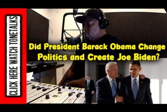 Did President Barack Obama Change Politics & Create Joe Biden? Guest Yvette Carnell Tonetalks 3.6.20