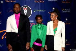 Dwyane Wade and Gabrielle Union using LGBTQ SON TO GET PERKS IN HOLLYWOOD
