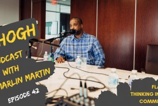 GHOGH Podcast With Jamarlin Martin #42 | Flawed Thinking in Our Community